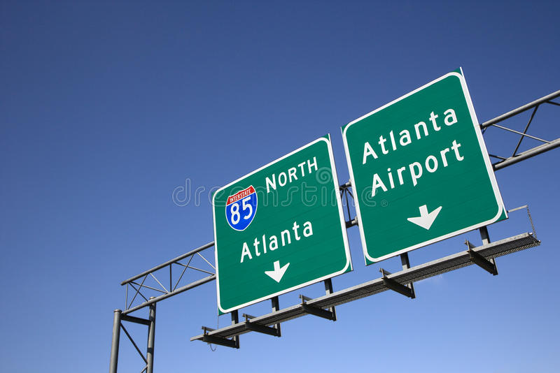 Interstate Sign Atlanta Metal Wall Decor Georgia ga Highway