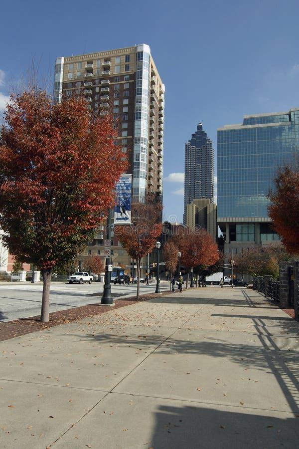 Atlanta, Geórgia foto de stock