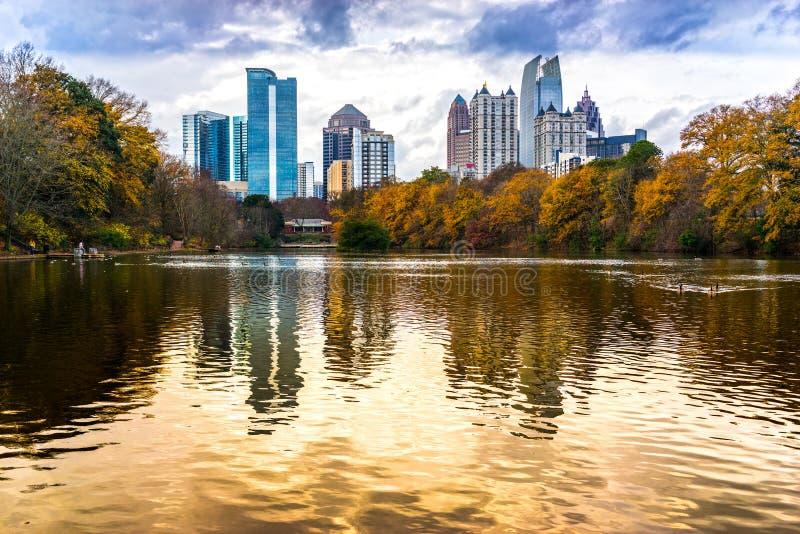 Atlanta, Geórgia, EUA imagens de stock