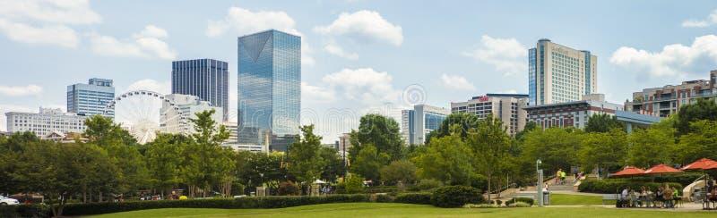 Atlanta, Georgië royalty-vrije stock afbeelding
