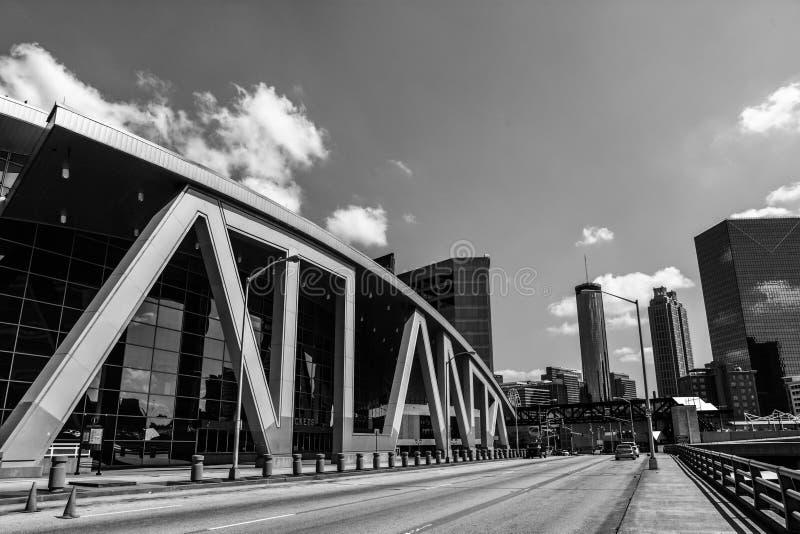 Atlanta, Georgië stock fotografie