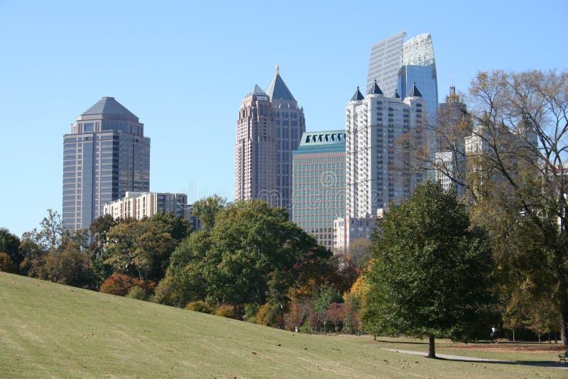 Atlanta, Georgia royalty free stock photos