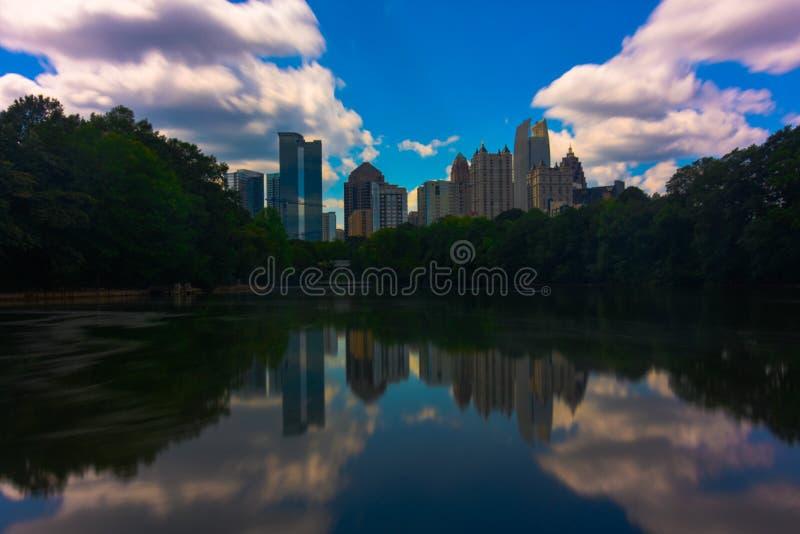 Atlanta, Georgia foto de archivo libre de regalías
