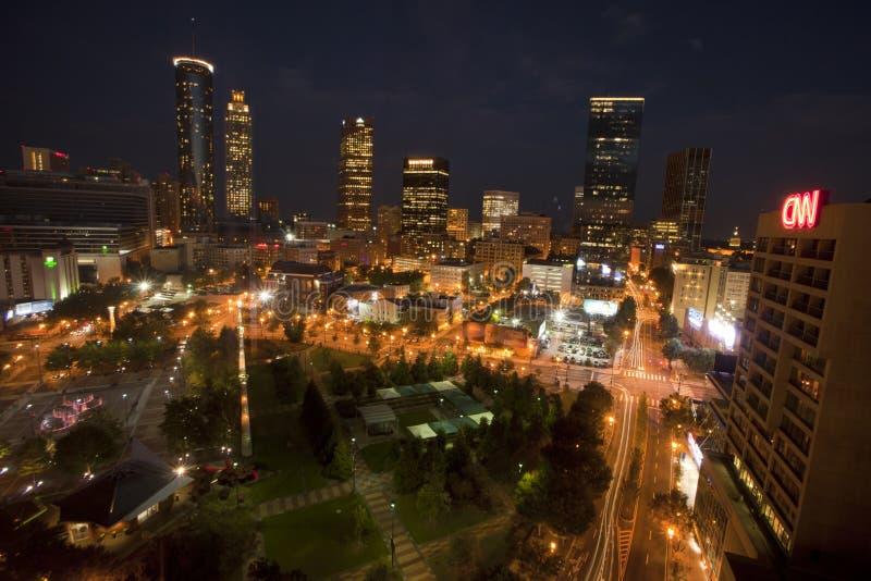 Atlanta Georgia royalty free stock photos