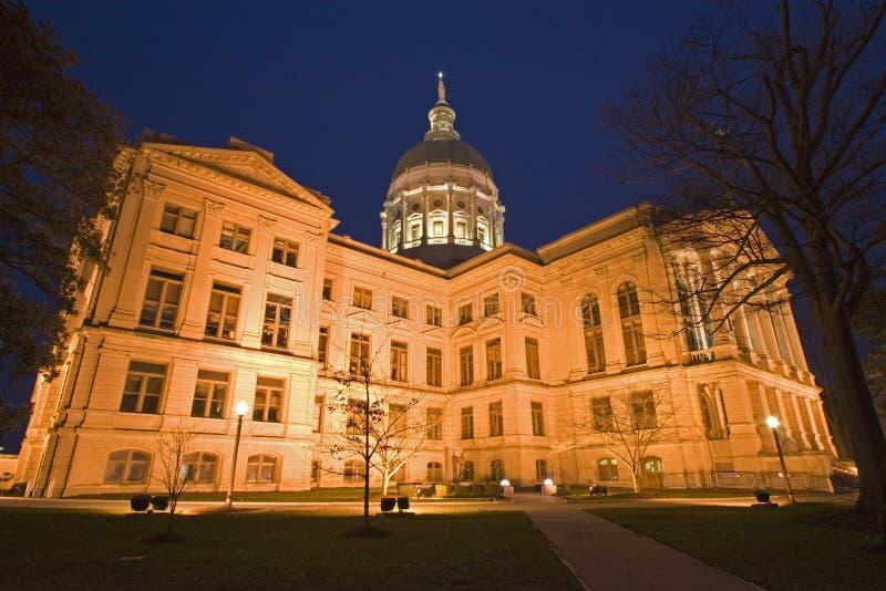 Atlanta, Georgia - State Capitol stock photos