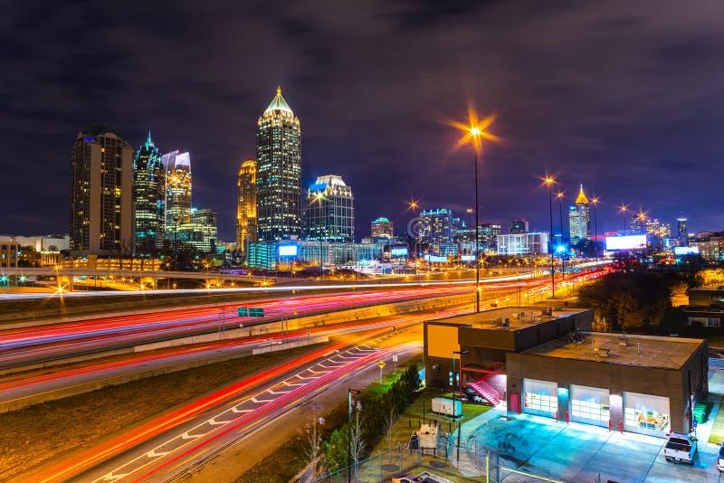 Atlanta, Georgia, USA stock images