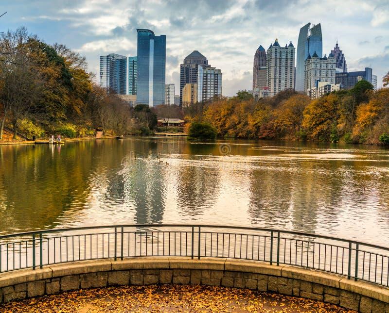 Atlanta, Gruzja, usa fotografia stock