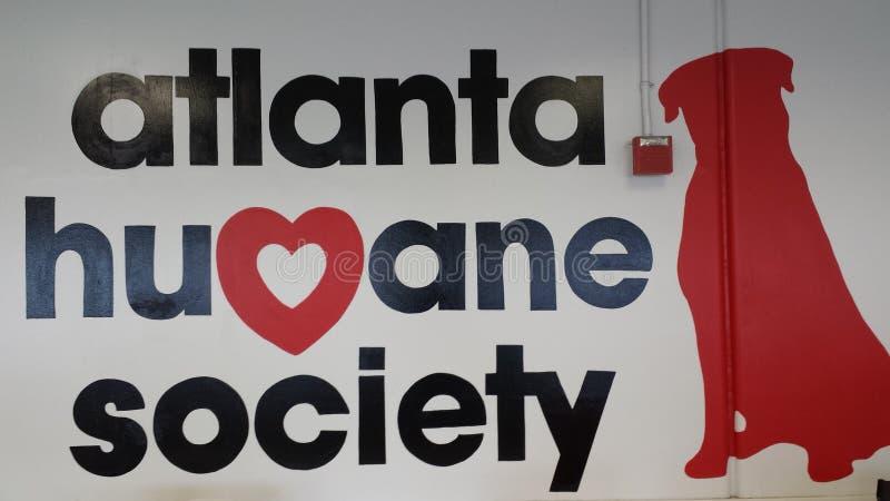Atlanta humane society royalty free stock images