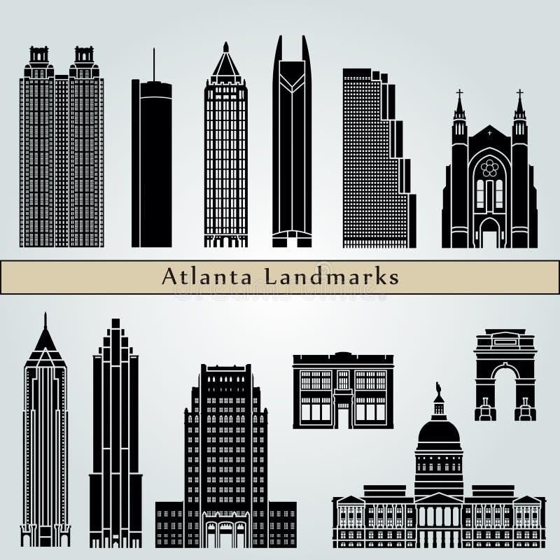 Free Atlanta Landmarks Stock Photos - 77955193