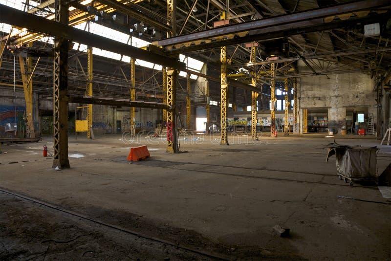 Atlanta-Serien-Depot lizenzfreie stockfotografie