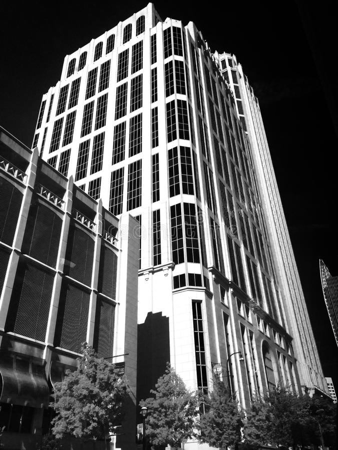 Atlanta Skyscraper royalty free stock photo