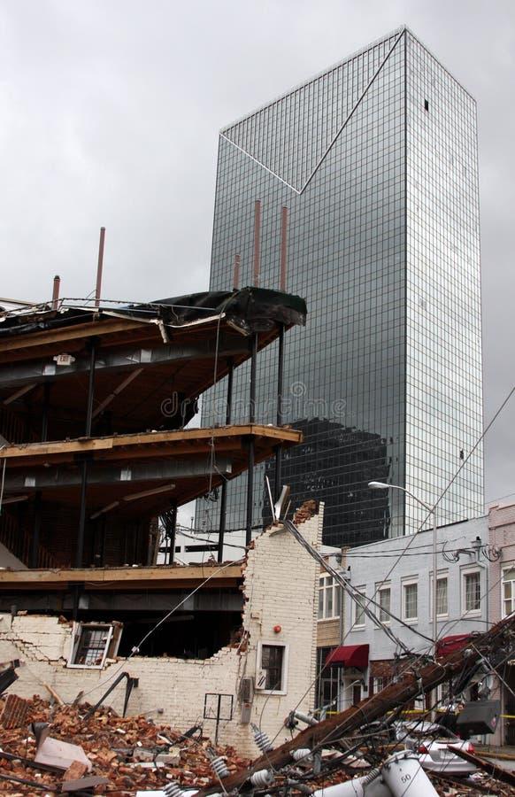 Download Atlanta Tornado editorial image. Image of atlanta, downtown - 4902425