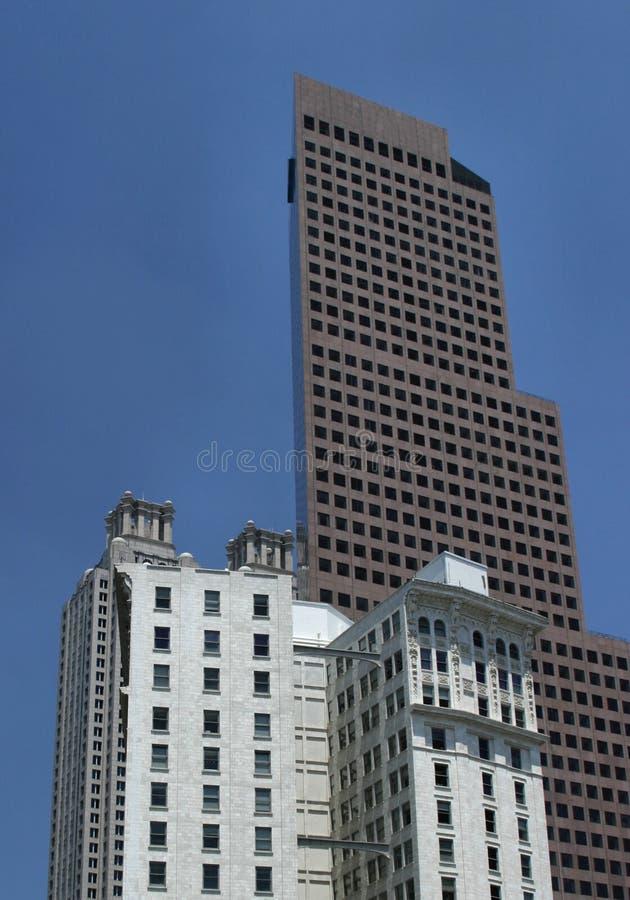 Atlanta vieux et neuf images libres de droits