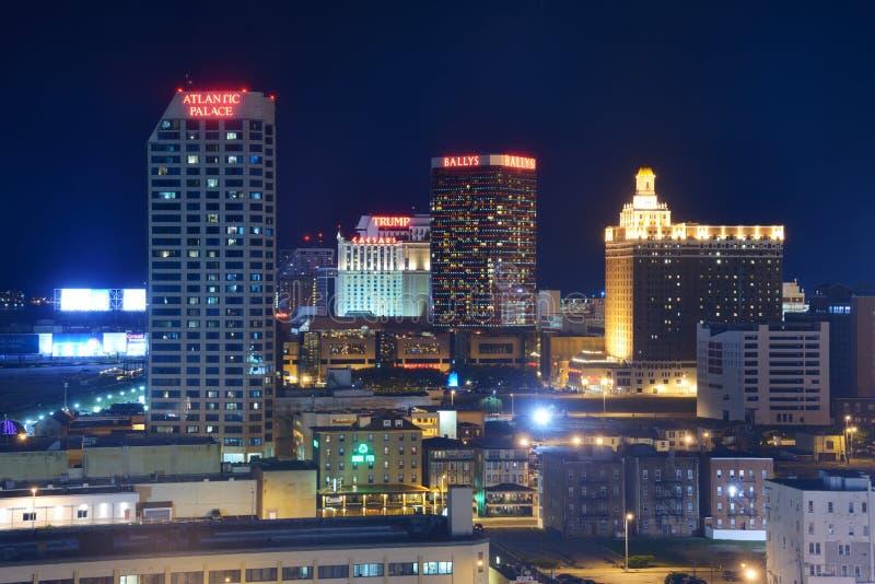 Atlantic City stock images