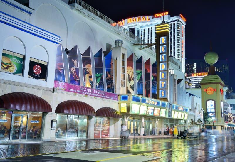 Atlantic City fotos de stock royalty free