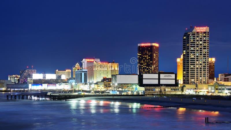 Atlantic City royalty-vrije stock foto's