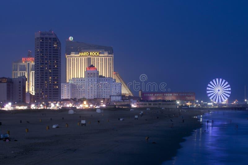 Atlantic City som är nytt - ärmlös tröja royaltyfria bilder