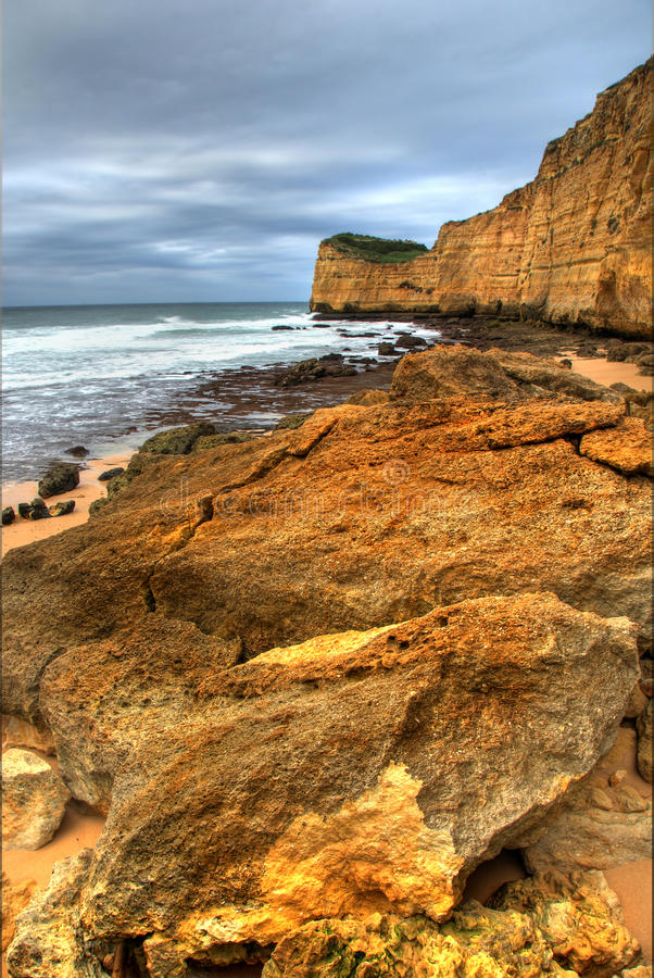 Download Atlantic coast stock image. Image of blue, cliffs, beach - 18929771