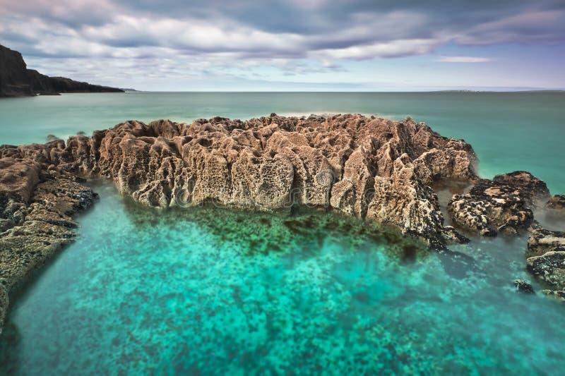 Download Atlantic coast in Fanore stock photo. Image of beautiful - 25113300