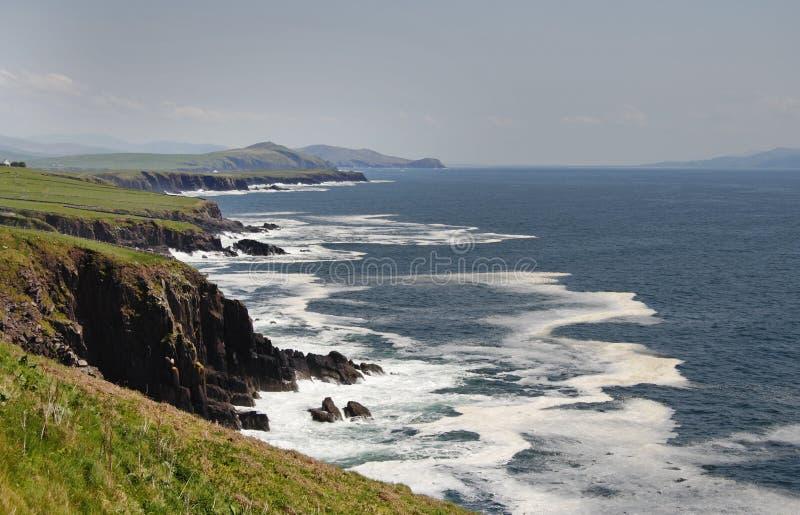The Atlantic Coast of Ireland