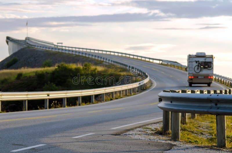 Download The atlantic coast road stock photo. Image of construction - 27068118