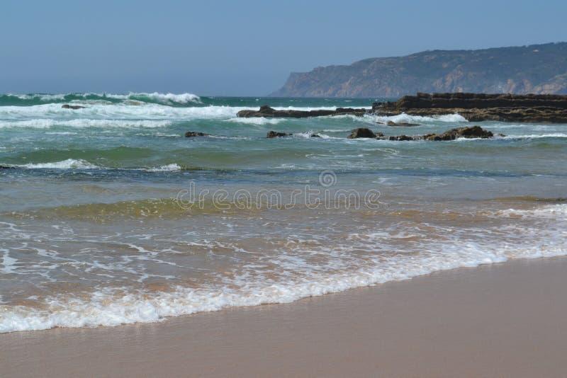 Download Atlantic ocean stock photo. Image of skyline, rocks, coastal - 19757302