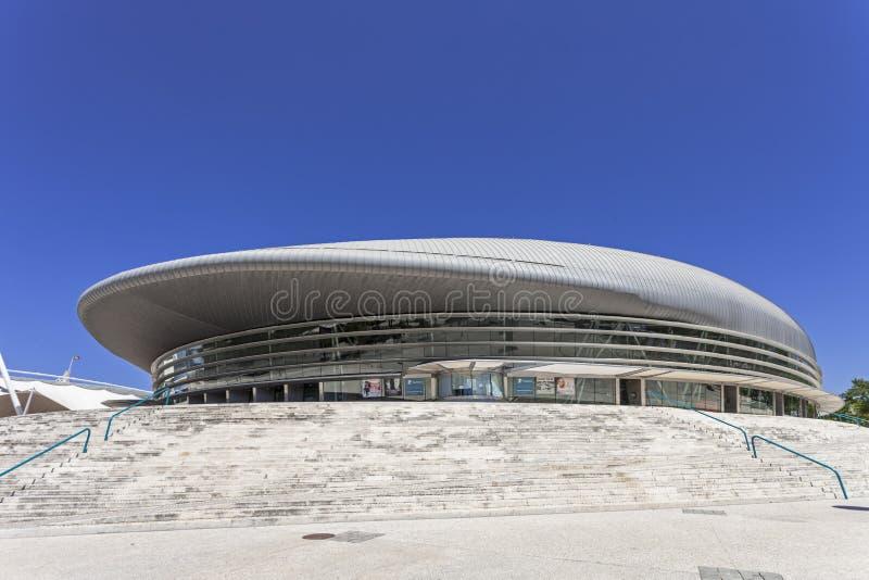 Atlantico Pavilion / Pavilhao Atlantico - Lisbon stock images