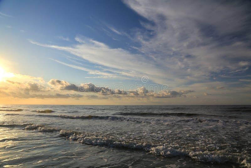Atlantik-Küste stockfoto