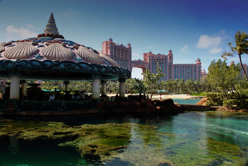 Atlantis imagem de stock royalty free