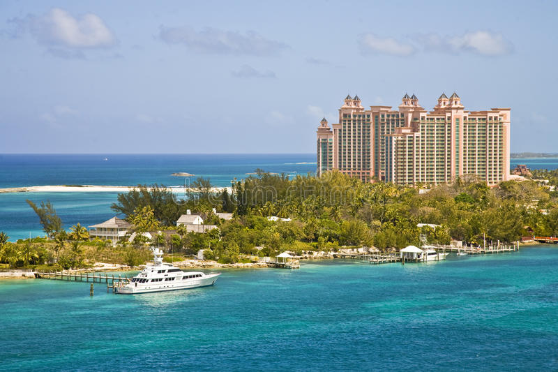 Atlantis imagens de stock