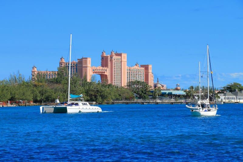 Download Atlantis in Bahamas stock photo. Image of arabian, holiday - 24035782