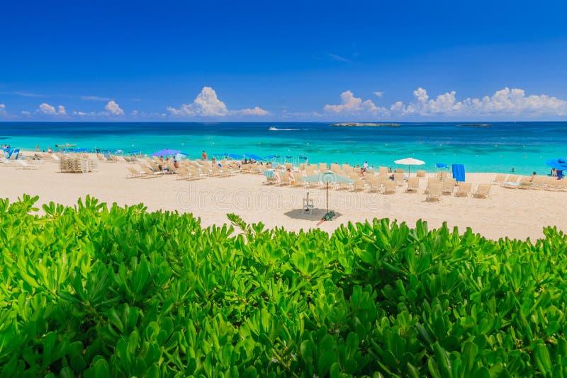 atlantis Bahamas obraz royalty free