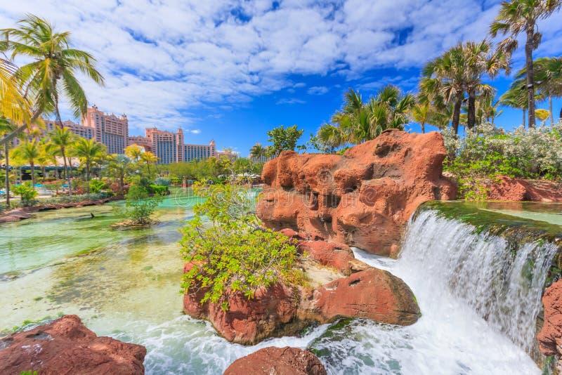 atlantis Bahamas obrazy royalty free