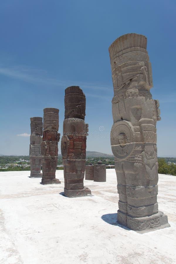 Atlantis En Tula Foto de archivo libre de regalías
