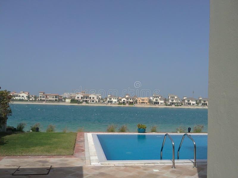 Atlantis hotel, palm jumerah ,. Dubai, 5 star hotel, nice view stock photography