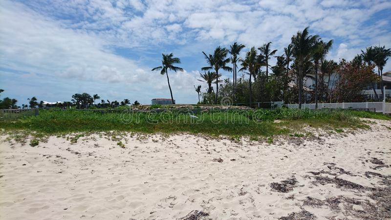 Atlantis plaża zdjęcia stock