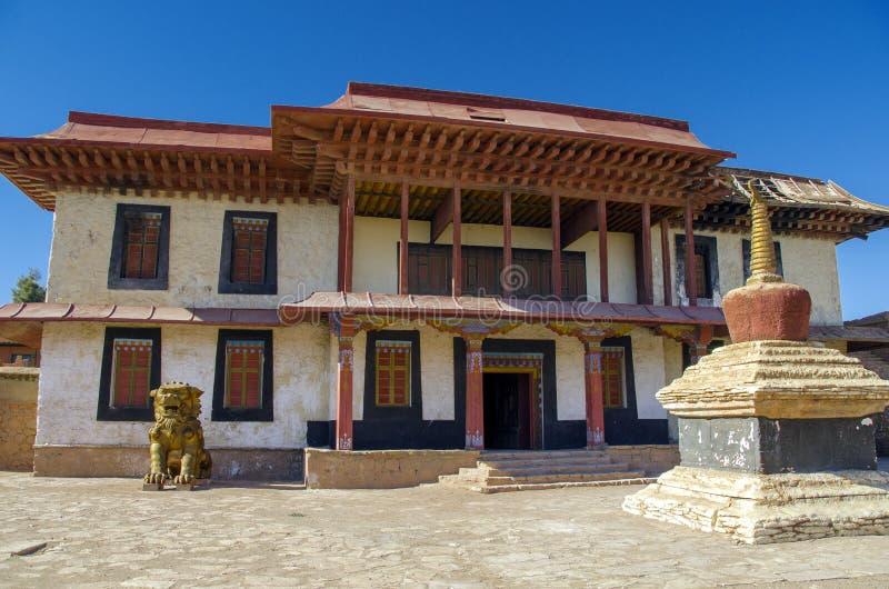 Atlas Film Studios in Ouarzazate royalty free stock photos