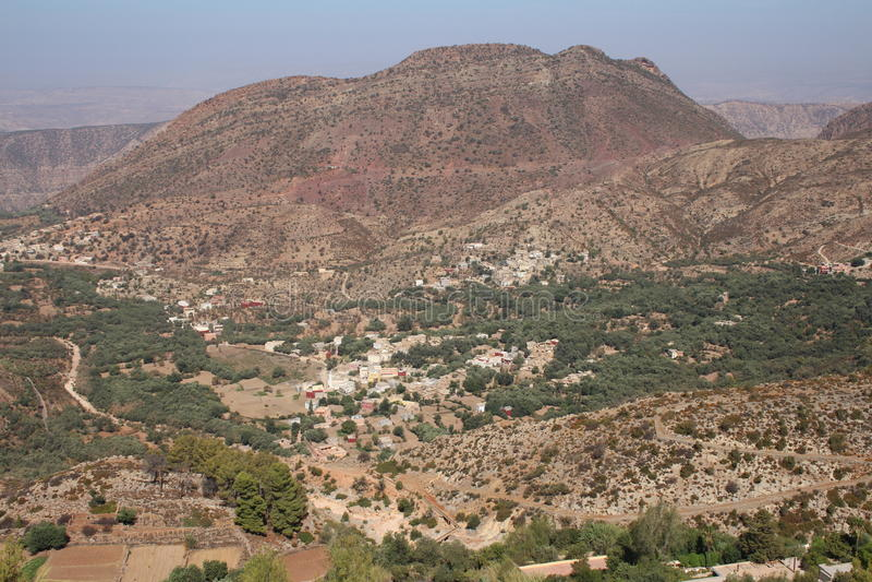 Download Atlas Mountains, Morocco. Royalty Free Stock Photo - Image: 26646465