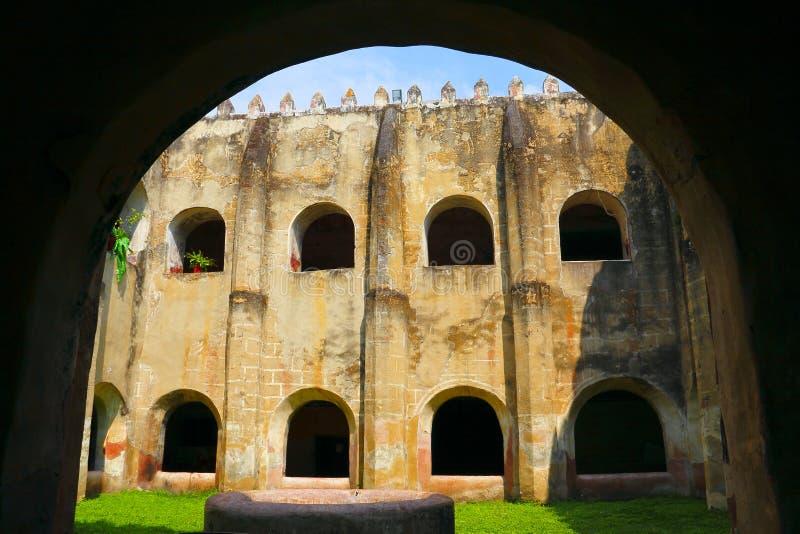 Download Atlatlahucan VIII image stock. Image du églises, mexico - 45362745