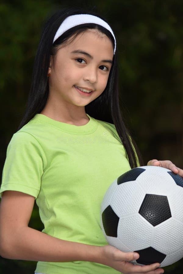 Atleta And Happiness del niño imagenes de archivo
