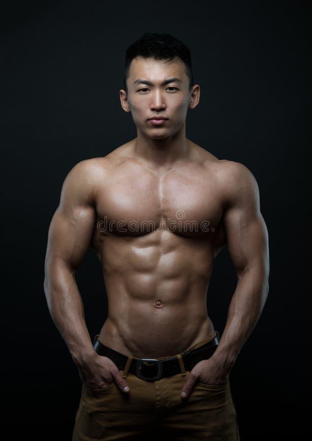 atleta koreańczyk zdjęcie royalty free
