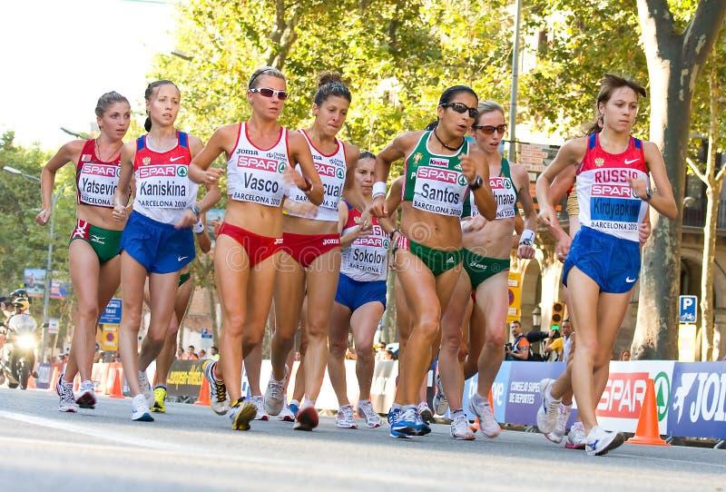 Atletica fotografia stock libera da diritti