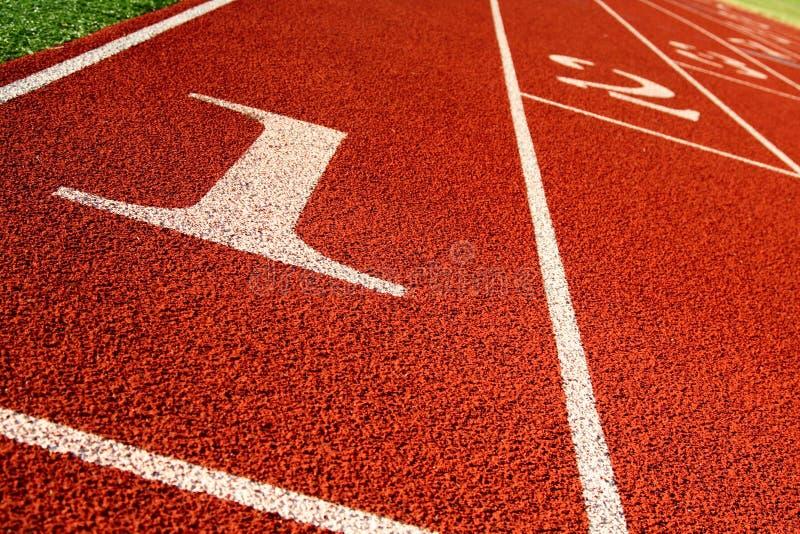 Atletica leggera fotografie stock libere da diritti