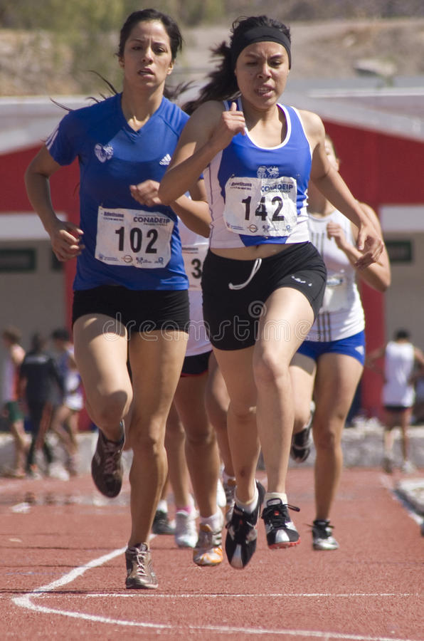 Atletismo fotografia de stock royalty free