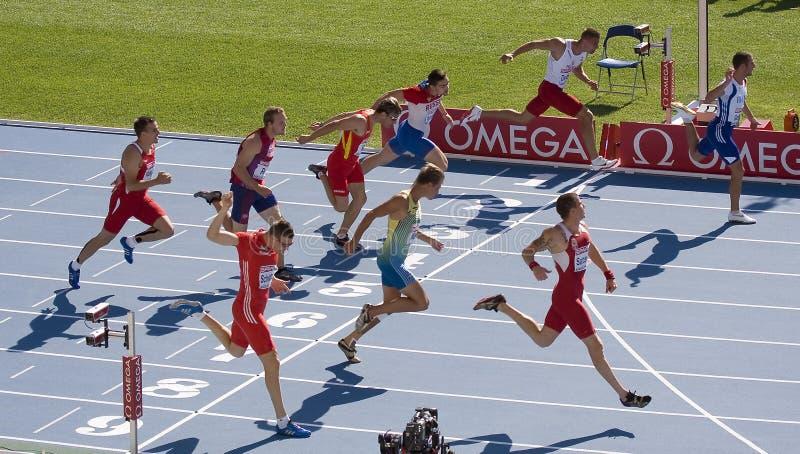 Atletismo fotos de stock