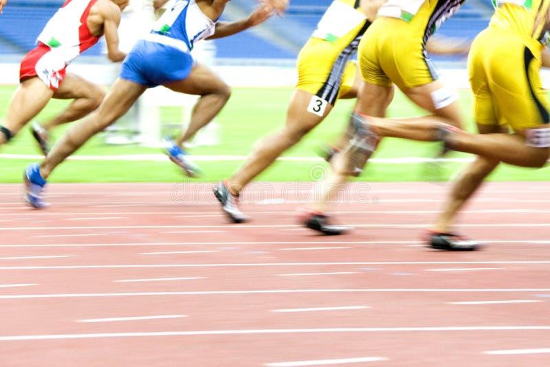 Download Atletismo fotografia stock. Immagine di misura, concorrenza - 3890464