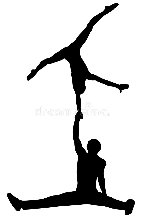 Atletismo do atletismo ilustração do vetor