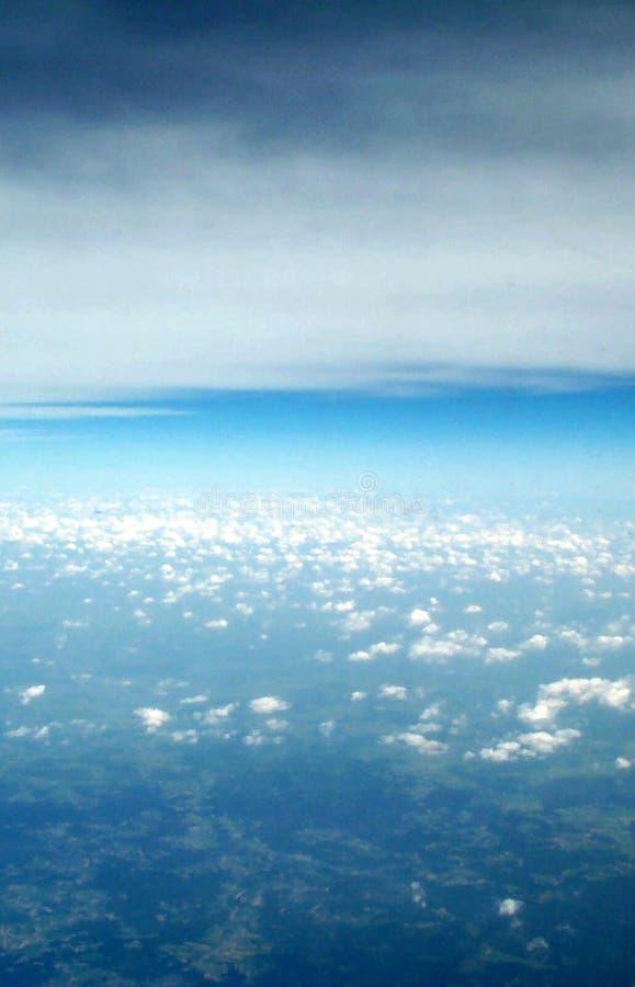 Atmósfera imagenes de archivo