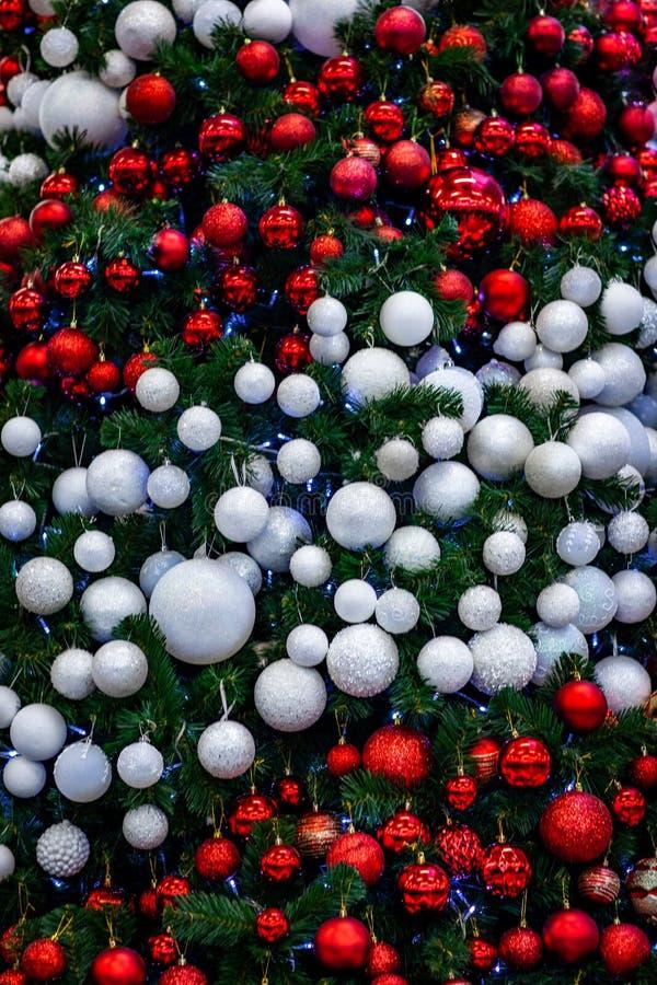 Atmósfera de la Navidad, decoraciones del Año Nuevo Papá Noel _2 fotografía de archivo libre de regalías