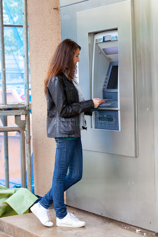 Free ATM Royalty Free Stock Image - 16810876